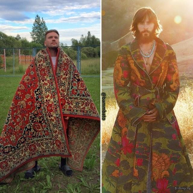 Суровый российский блогер, делающий пародии на звезд (17 фото)