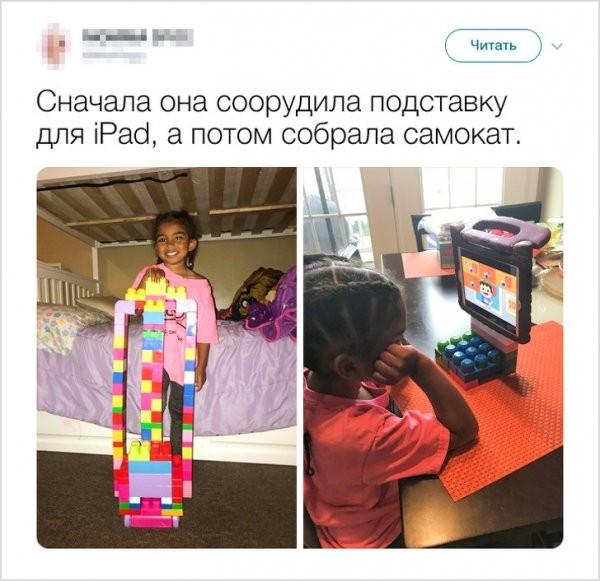 Твиты от людей, которые расскажут о жизни с детьми без прикрас (18 фото)