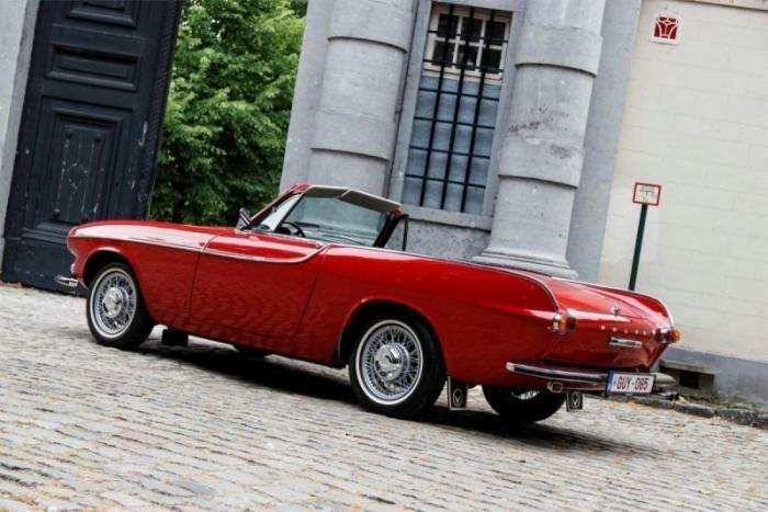 Сейчас так не умеют: Ирв Гордон и его легендарный Volvo (15 фото)