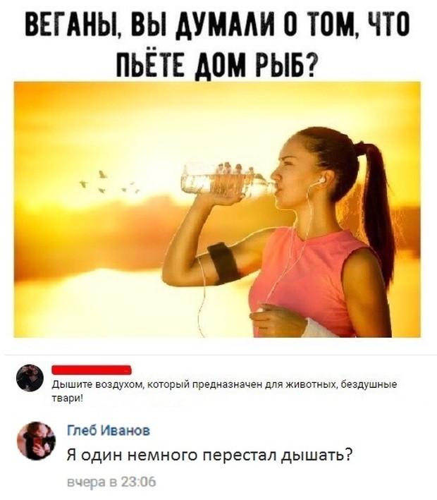 Высказывания и комментарии из социальных сетей (22 фото)