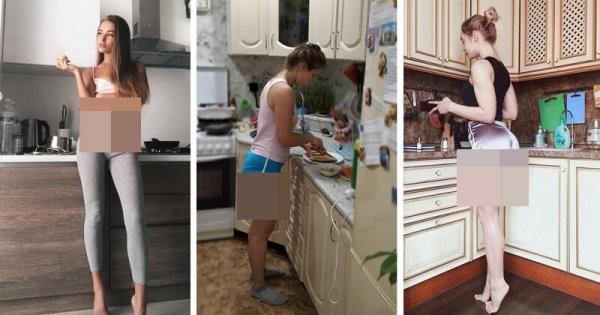 Новые засветы 16.12.2018: Борщ, прости: девушки, которым простительно готовить невкусно (21 фото)
