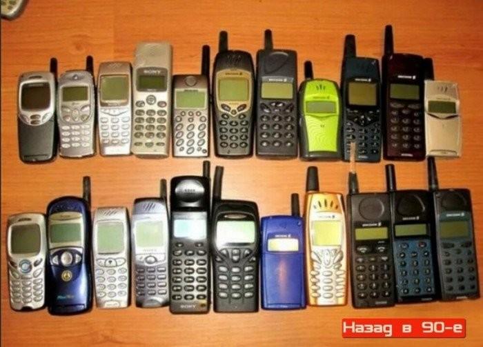 Тяжелая жизнь без мобильных телефонов в 90-е. Сегодня это кажется абсурдом (4 фото)