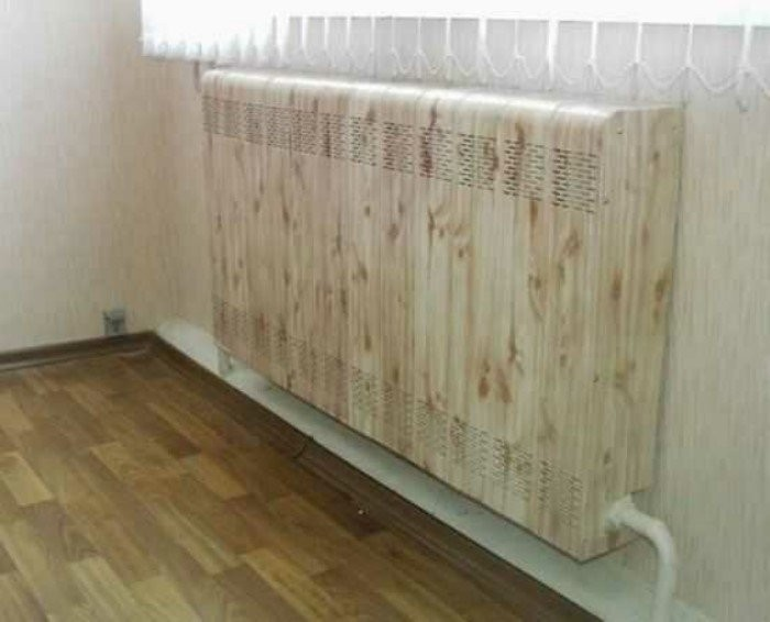 Украшаем радиаторы (24 фото)