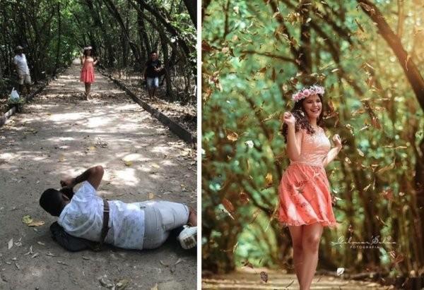 Instagram против реальности: полное разоблачение (22 фото)
