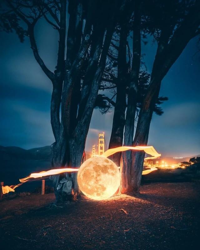 Удивительные фотоманипуляции от турецкого дизайнера (30 фото)