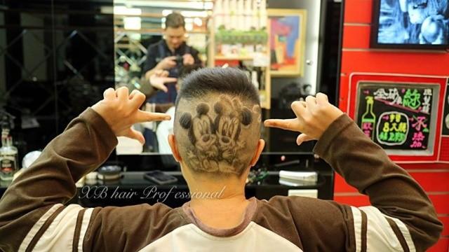 Необычное увлечение китайского парикмахера Аллен Чен (10 фото)