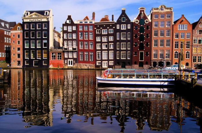 Города с постоянно большим количеством туристов (10 фото)