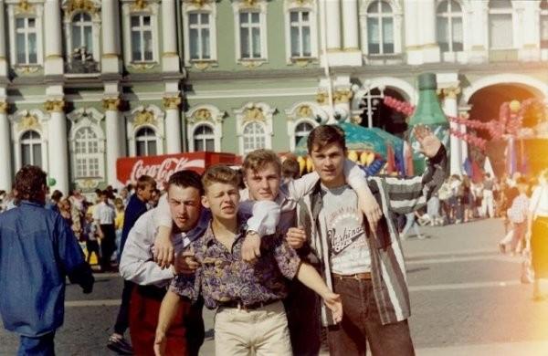 Петербург девяностых (47 фото)