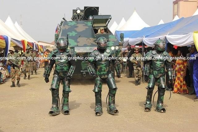 Новости из Ганы: технологические новинки на грани фантастики (4 фото)