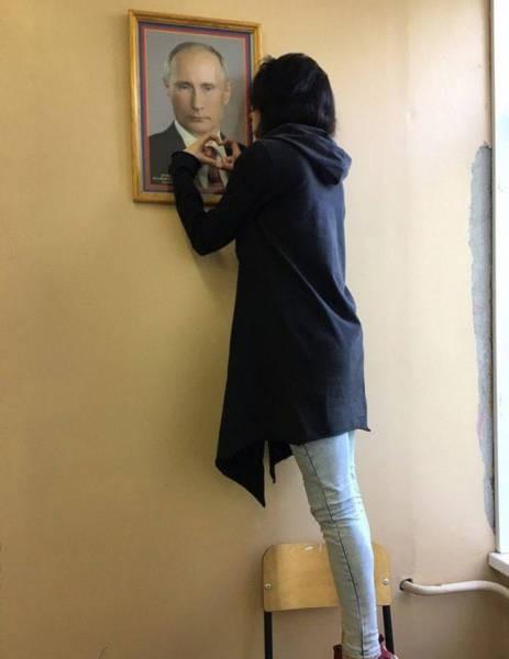 Фото сделанные в России (38 фото)