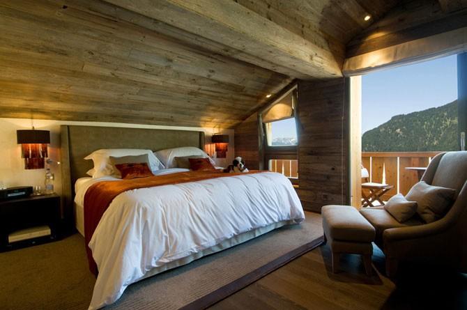 Отель Ричарда Брэнсона в швейцарских Альпах (20 фото)