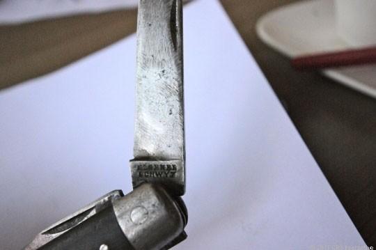 Как делают швейцарские армейские ножи (39 фото)