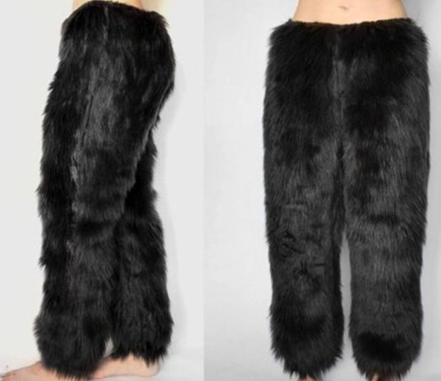Теплые штаны на зиму (3 фото)