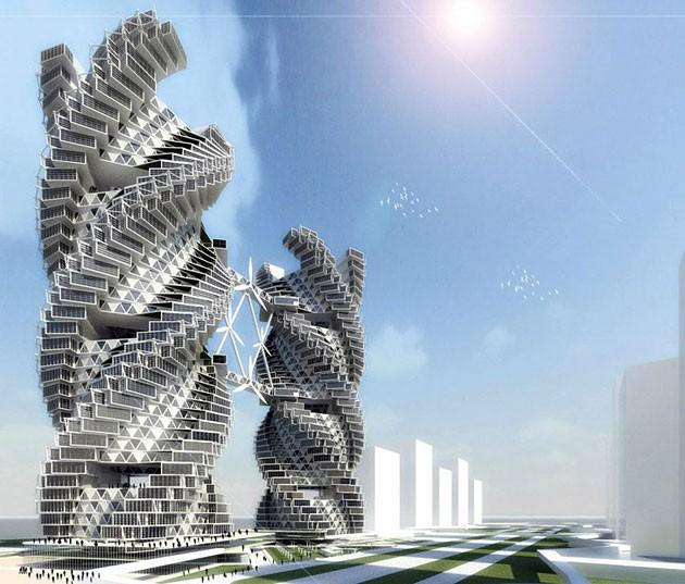 Семь перспективных экотехнологий будущего (17 фото)