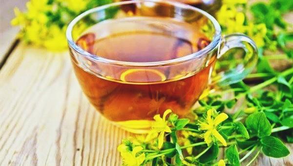 Пятерка ароматных трав для чая (6 фото)
