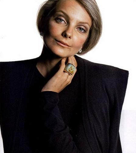 Возраст женщины (6 фото)