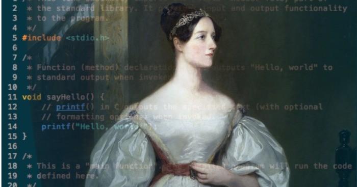 Ада Лавлейс: первая женщина-программист (4 фото)