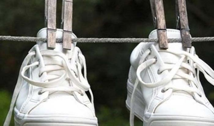Как избавить обувь от неприятного запаха (6 фото)
