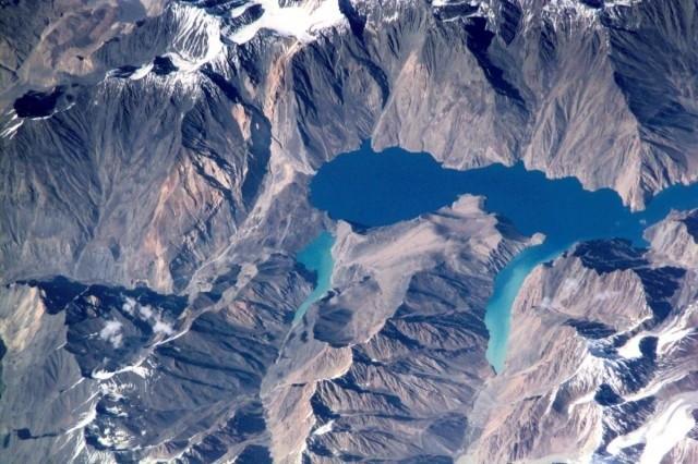В чем опасность Сарезского озера (19 фото)
