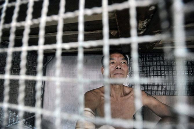 Гонконгские клетки (12 фото)