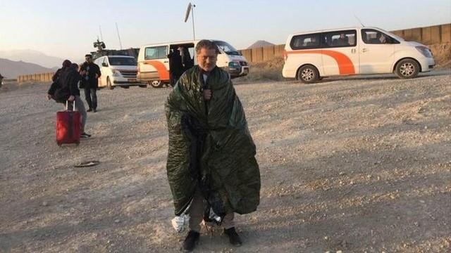 История пилота, который выжил во время нападения (27 фото)