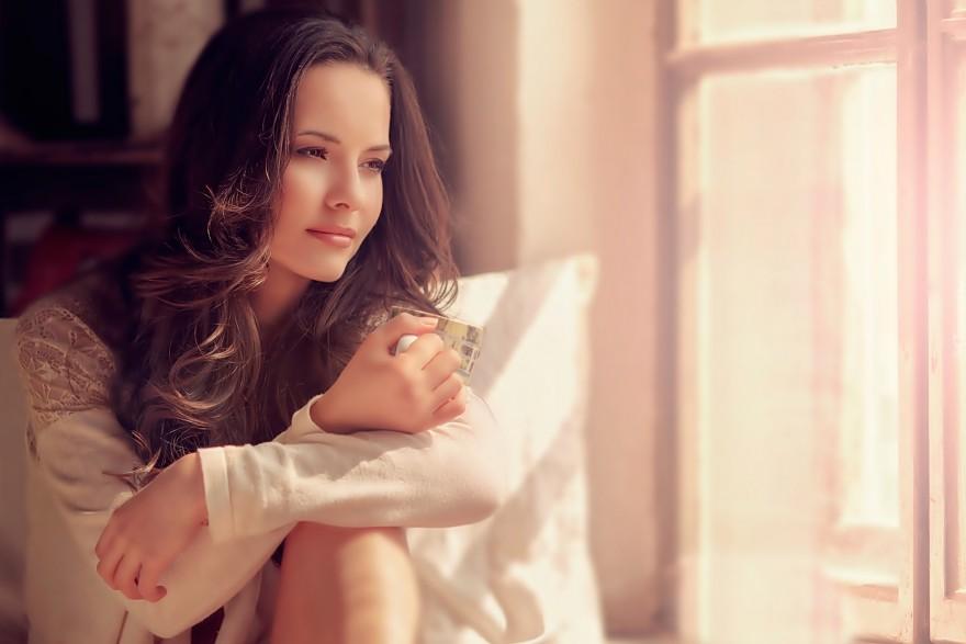 Красивые девушки (19 фото)