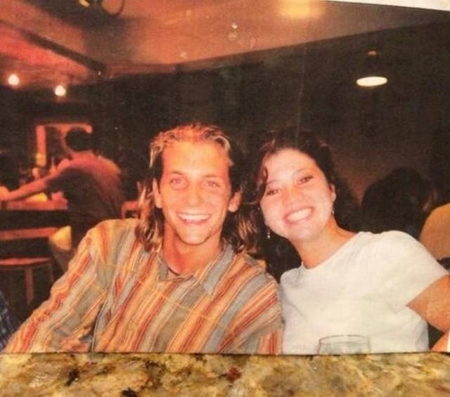 Люди, которые встречались со звездами, когда они были еще не знамениты (13 фото)