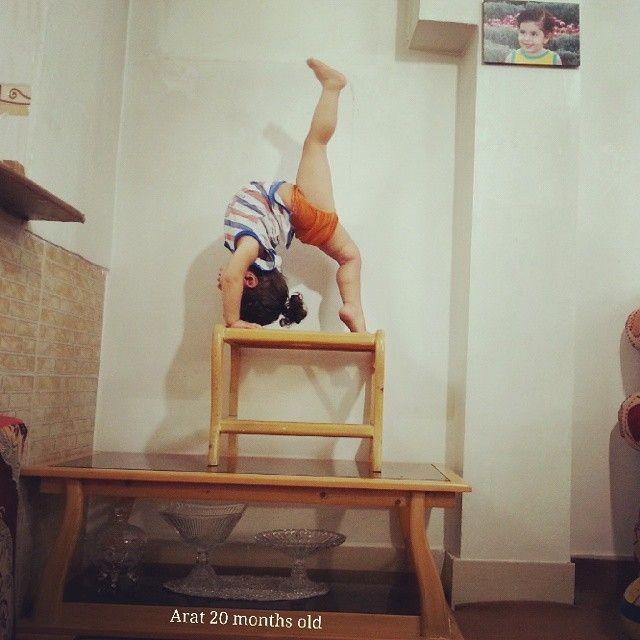 Юный спортсмен-звезда Instagram (15 фото)