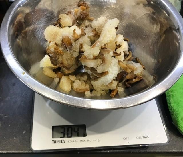 Замороженные грибочки и их реальный вес (5 фото)