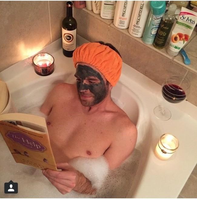 Веселые пародии на фото из Instagram (38 фото)