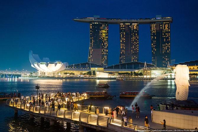Сингапур лучший город в мире (35 фото)