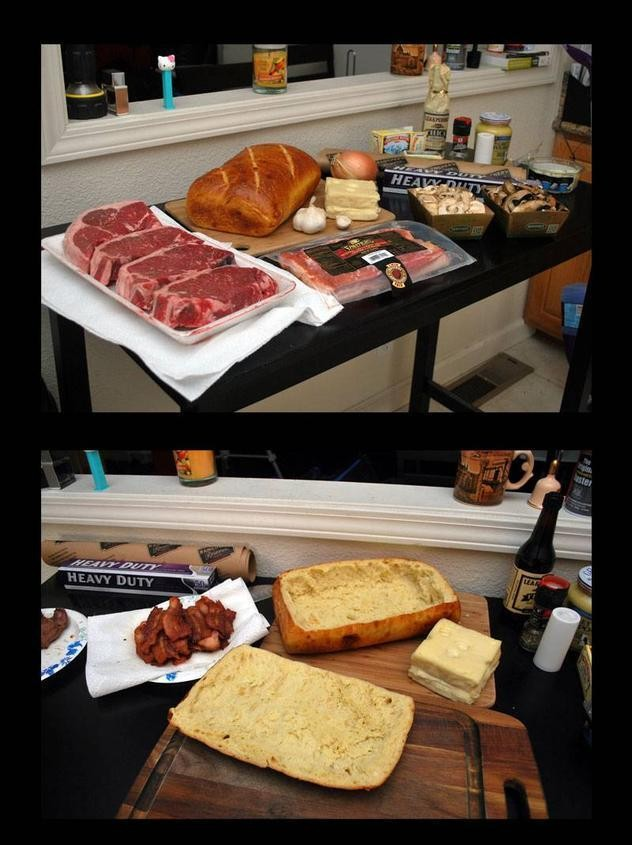 Бутерброд, который быстро утолит голод (5 фото)