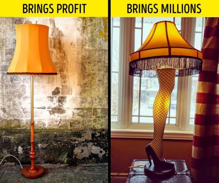 Необычные идеи, которые помогли людям разбогатеть (8 фото)