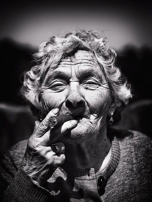 Впечатляющие портреты (37 фото)