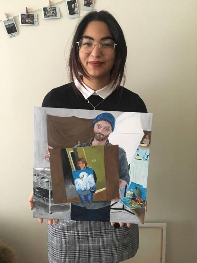 Лучшая поддержка для начинающего художника (9 фото)