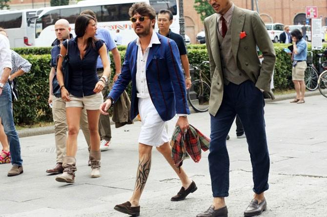 Стиляги на итальянских улицах (55 фото)