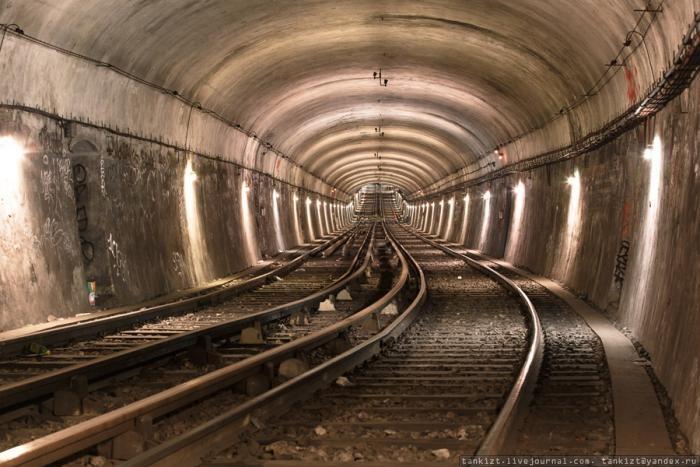 Парижский метрополитен (22 фото)