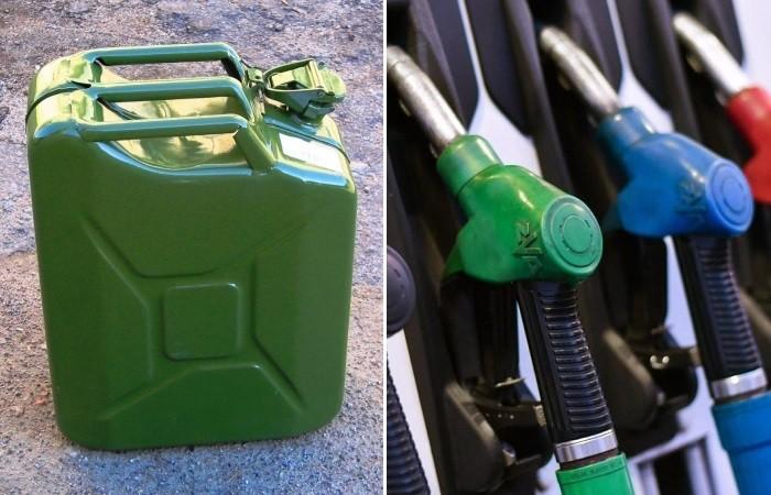 Альтернативные виды топлива для автомобилей (7 фото)