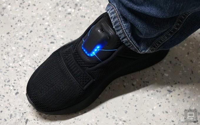 Puma выпустила свою версию самозашнуровывающихся кроссовок (9 фото)