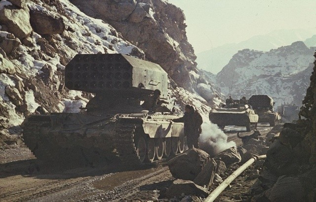 30 лет с момента вывода советских войск из Афганистана (60 фото)
