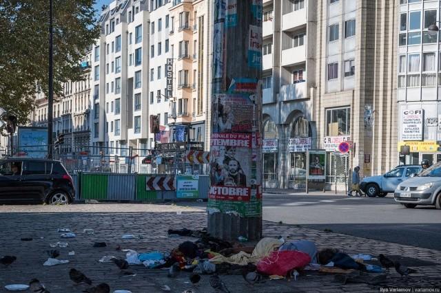 """""""Ужасы"""" западных городов (65 фото)"""