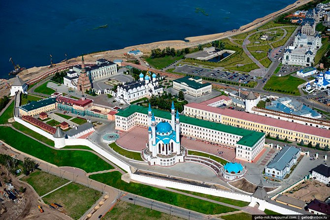 Казанский кремль (33 фото)
