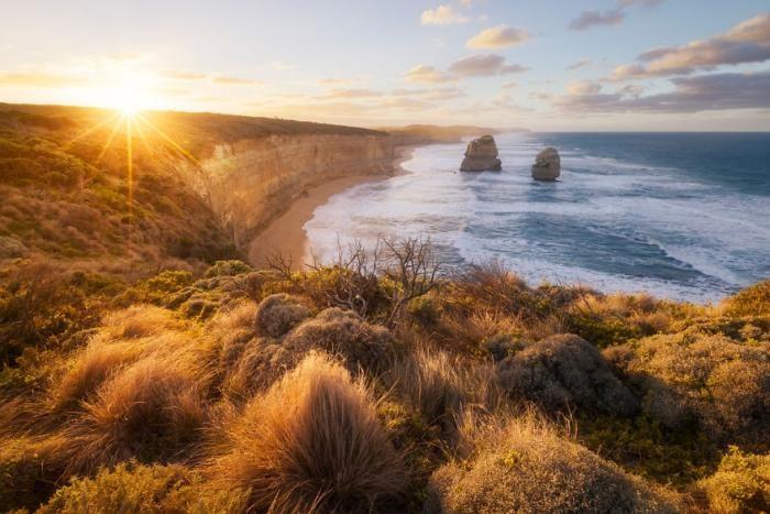 Фотограф потратил 3 года, чтобы поймать солнце (17 фото)