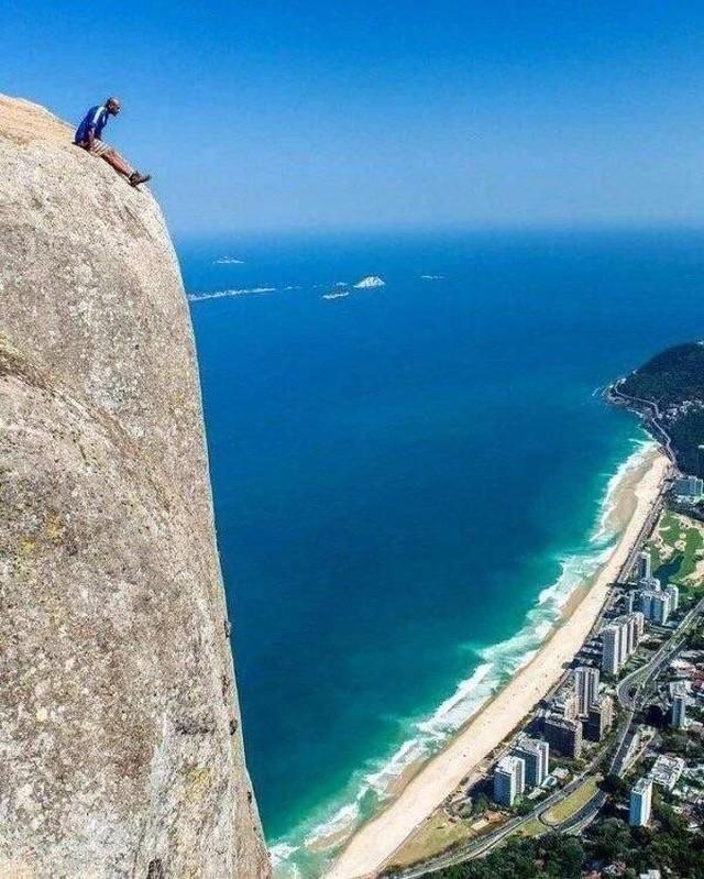 Фотографии для тех, кто не боится высоты (7 фото)
