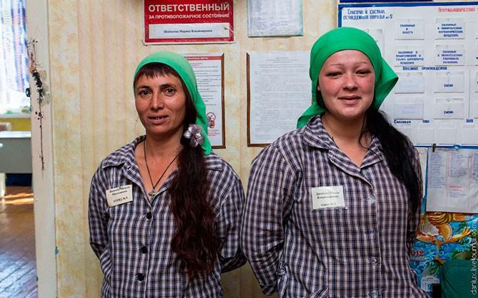 Женская исправительная колония №29 (48 фото)