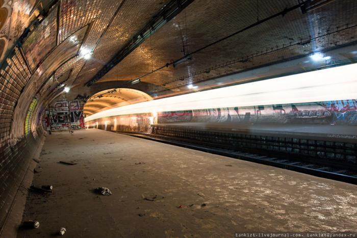 Париж подземный (24 фото)