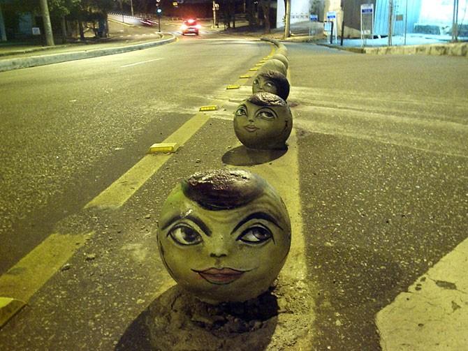 Уличные лица (22 фото)