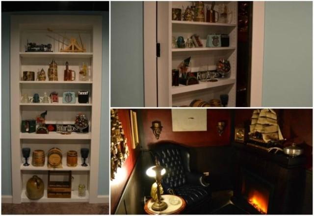 Потайные комнаты (16 фото)