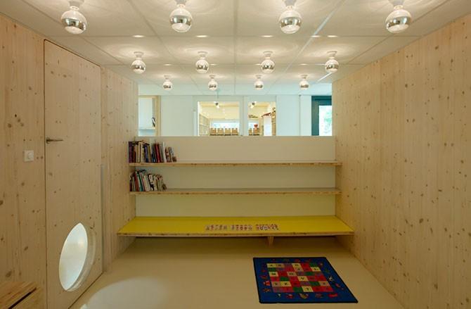 Детский сад Hestia в Амстердаме (13 фото)