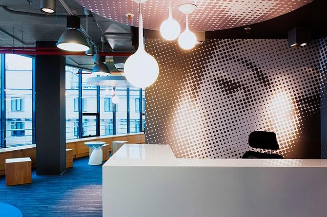 Офис социальной сети «ВКонтакте» в Санкт-Петербурге (19 фото)